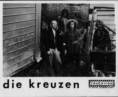 Die Kreuzen (Touch & Go Records)