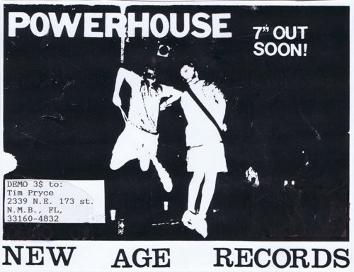 Powerhouse (New Age Records)