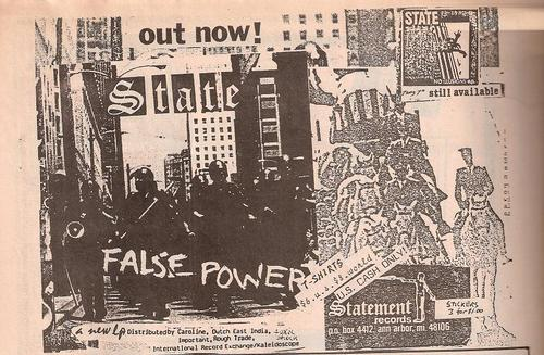 State-False Power (Statement Records)