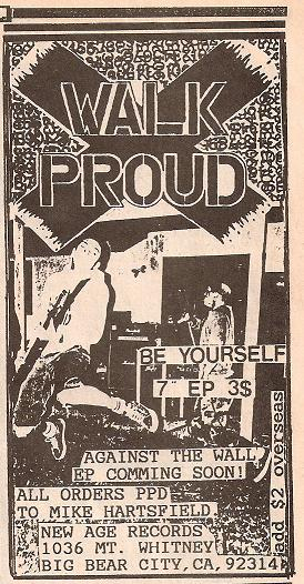 Walk Proud (New Age Records)