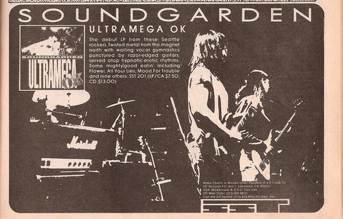Soundgarden (SST Records)
