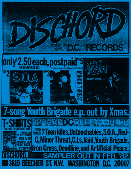 Dischord Records