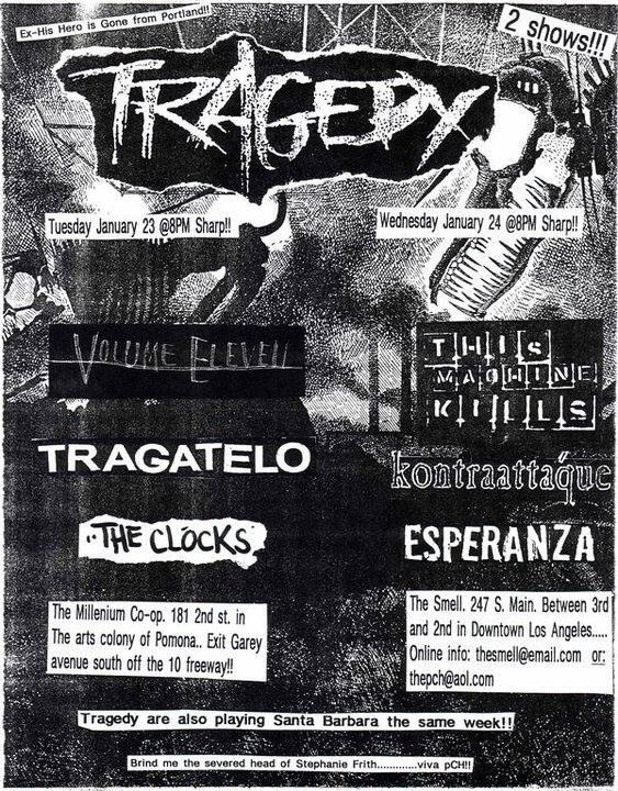 Tragedy January 2002