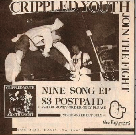Crippled Youth (New Beginning Records)