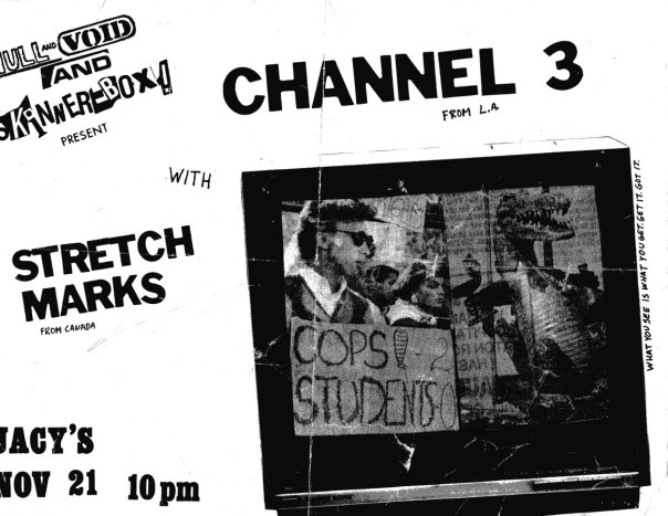 Channel 3-Stretch Marks @ 11-21-UNKNOWN YEAR