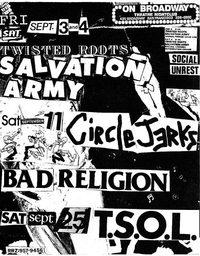On Broadway September 1982