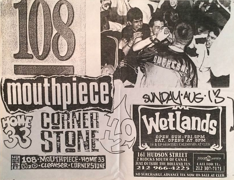 108-Mouthpiece-Home 33-Cornerstone-h2o @ New York City NY 8-13-95