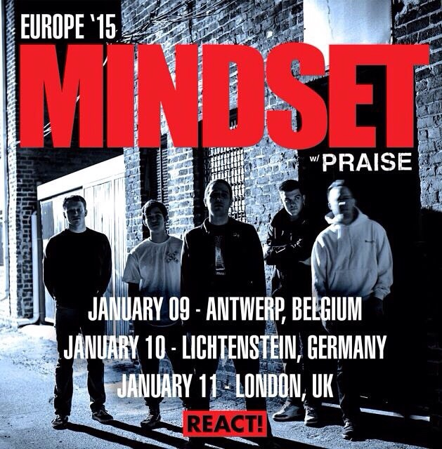 Mindset European Tour 2015