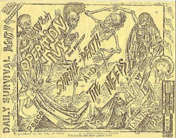 Operation Ivy-Shrine Of Death-The Needs @ Davis CA
