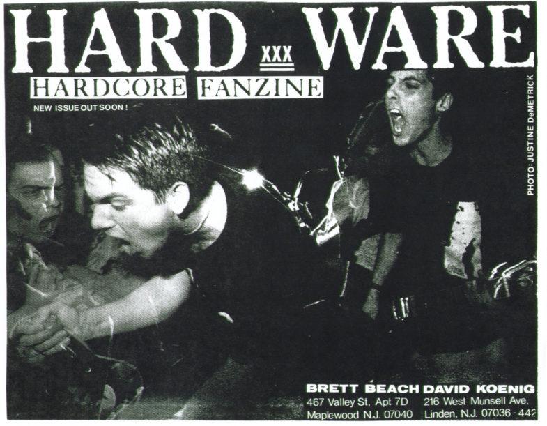 Hardware Fanzine (Mouthpiece)