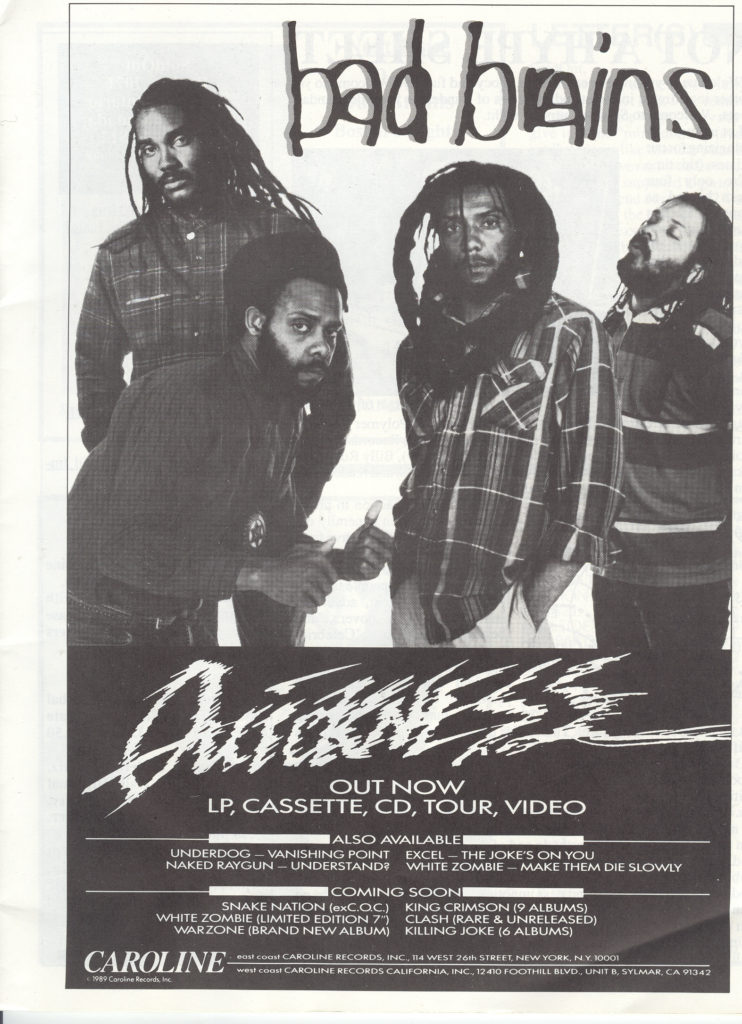 Bad Brains-Quickness