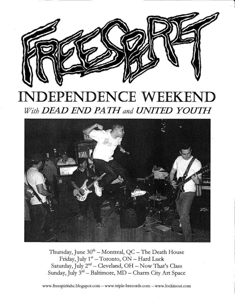 "Free Spirit ""Independence Weekend"""