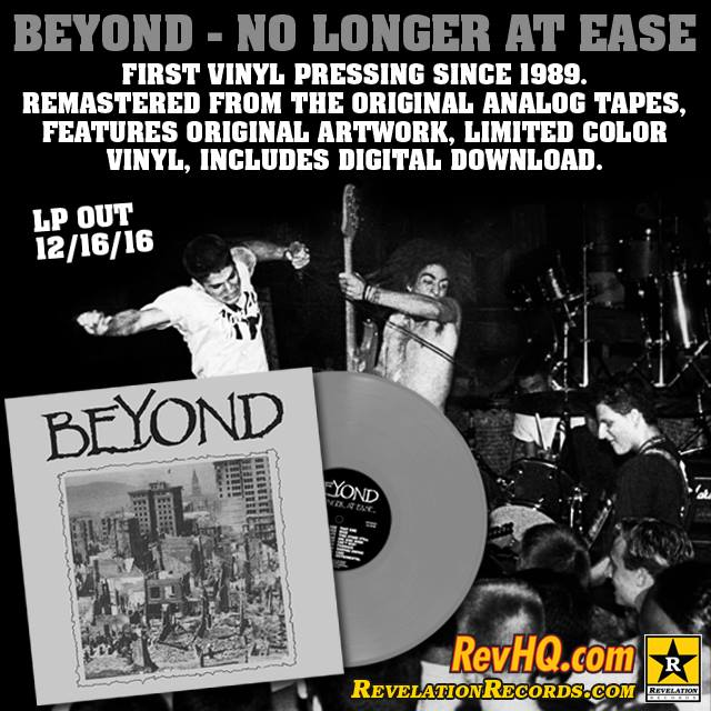 Beyond (Revelation Records)