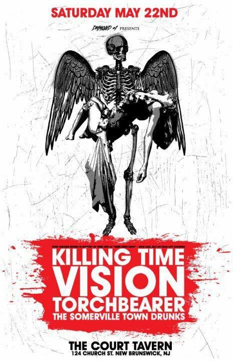 Killing Time-Vision-Torch Bearer @ New Brunswick NJ 5-22-10