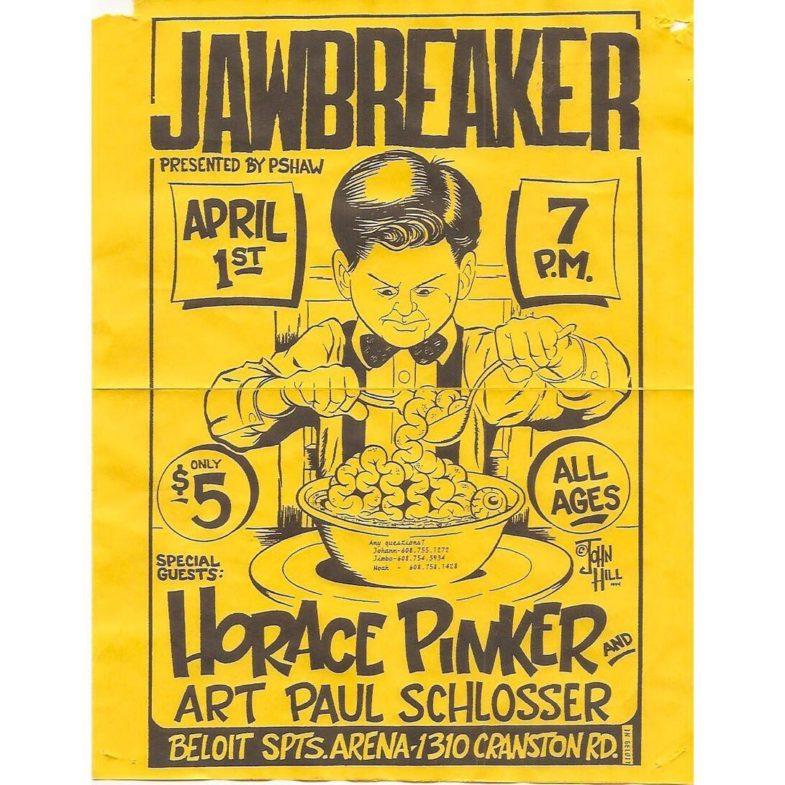Jawbreaker-Horace Pinker @ Beloit WI 4-1-94