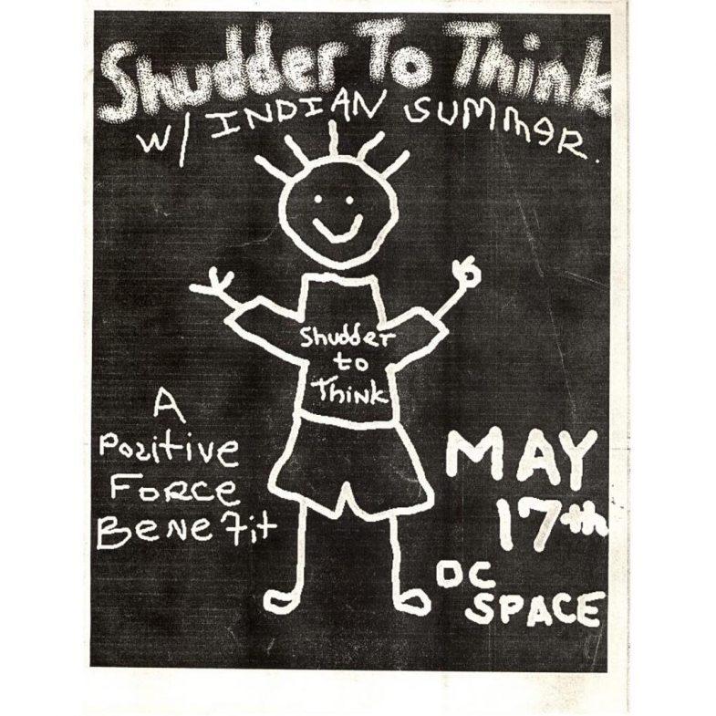 Shudder To Think-Indian Summer @ Washington DC 5-17-UNKNOWN YEAR