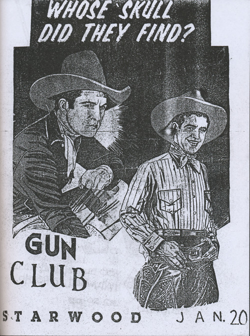 The Gun Club @ Los Angeles CA 1-20-UNKNOWN YEAR