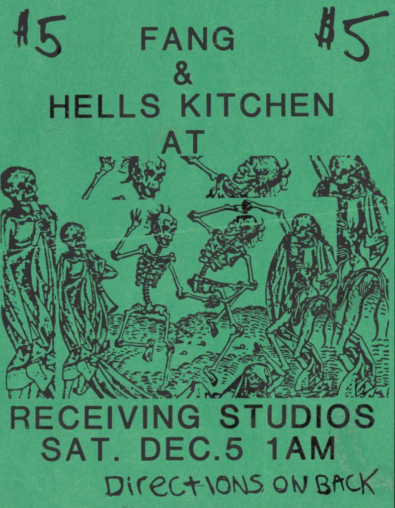Fang-Hells Kitchen @ 12-5-87
