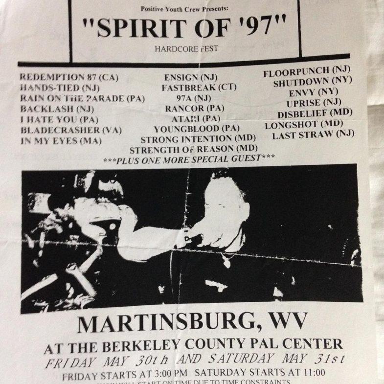 Spirit Of 97 Fest