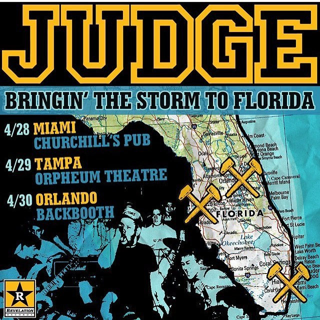 Judge Florida Tour 2017