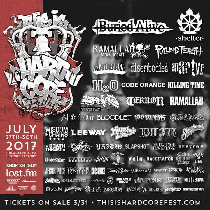 This Is Hardcore 2017