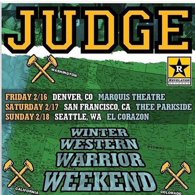 Judge February 2018