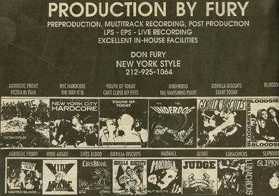 Production By Don Fury