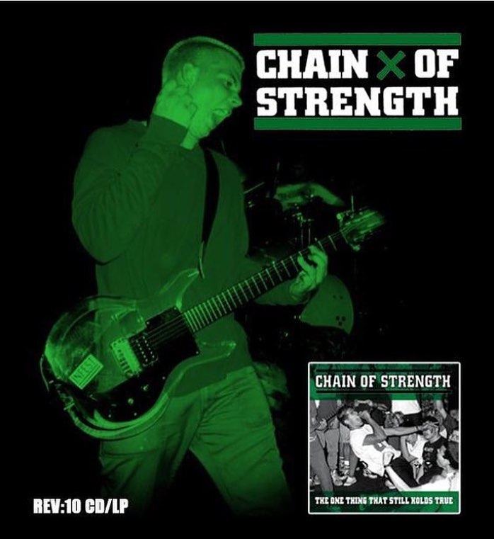 Chain Of Strength (Revelation Records)