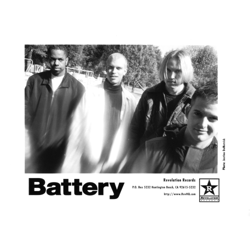 Battery (Revelation Records)