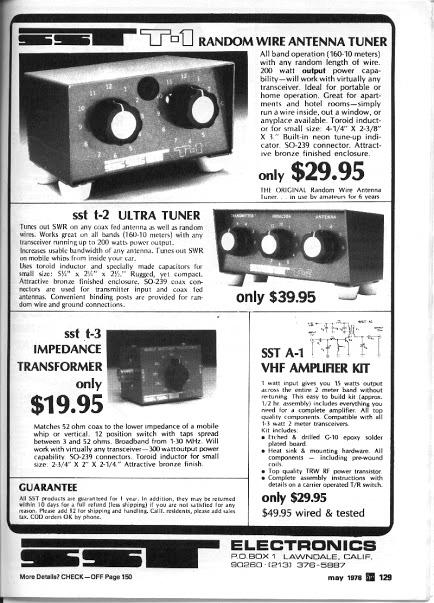 SST Electronics