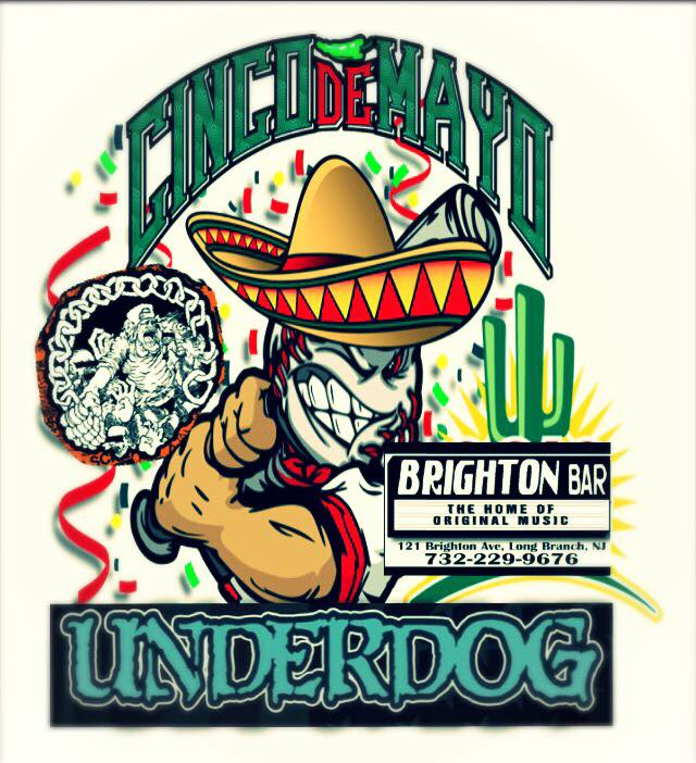 Underdog-Hogans Heroes @ Long Branch NJ 5-5-18