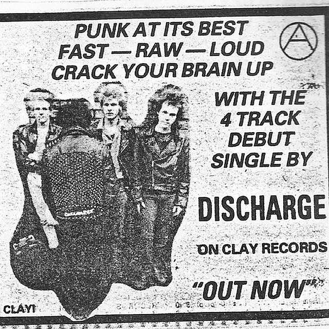 Discharge (Clay Records)