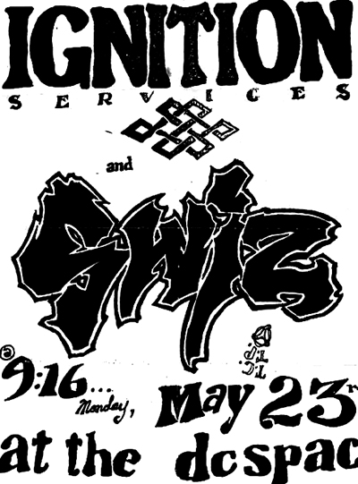 Ignition-Swiz @ Washington DC 5-23-88