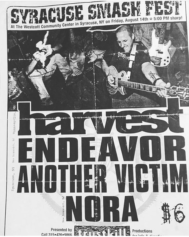 Harvest-Endeavor-Another Victim-Nora @ Syracuse NY 8-14-98