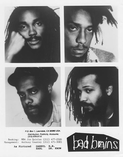Bad Brains (SST Records)