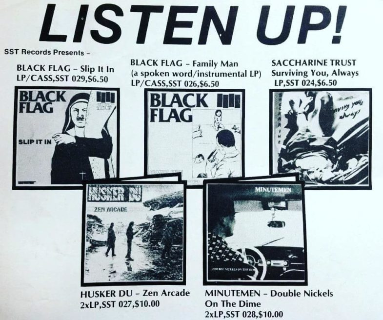 SST Records: Listen Up!