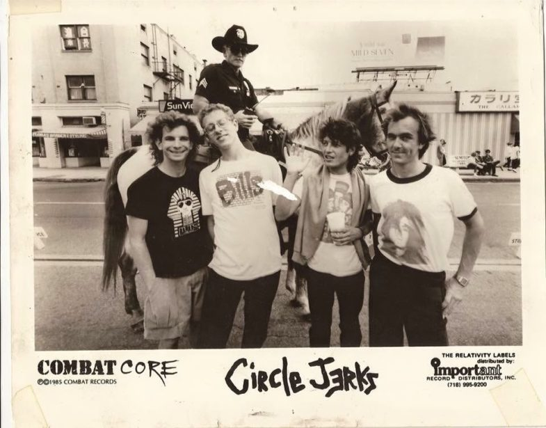 Circle Jerks (Combat Core Records)