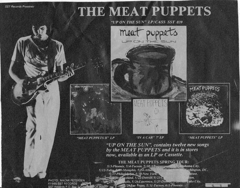 Meat Puppets (SST Records)