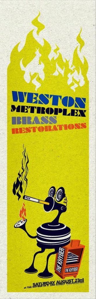 Weston-Metroplex-Brass-Restorations @ Brooklyn NY 8-23-08