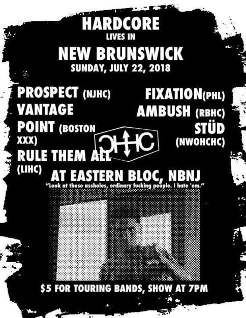 Prospect-Vantage-Point-Rule Them All-Fixation-Ambush-Stud @ New Brunswick NJ 7-22-18