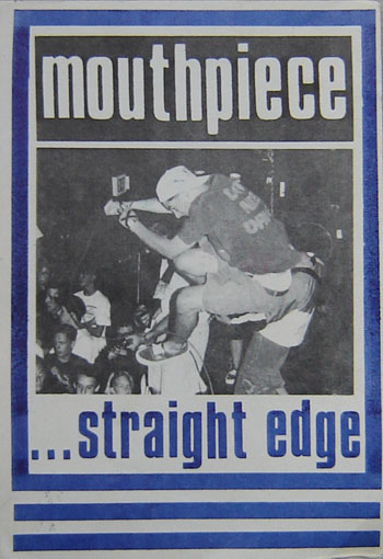 Mouthpiece…Straight Edge