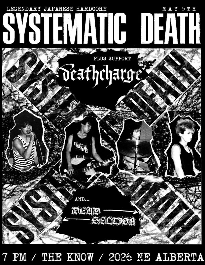 Systematic Death-Death Charge @ Alberta Canada 5-5-08