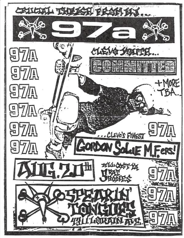 97a-Committed-Gordon Solie Mother Fuckers @ Cleveland OH 8-20-99