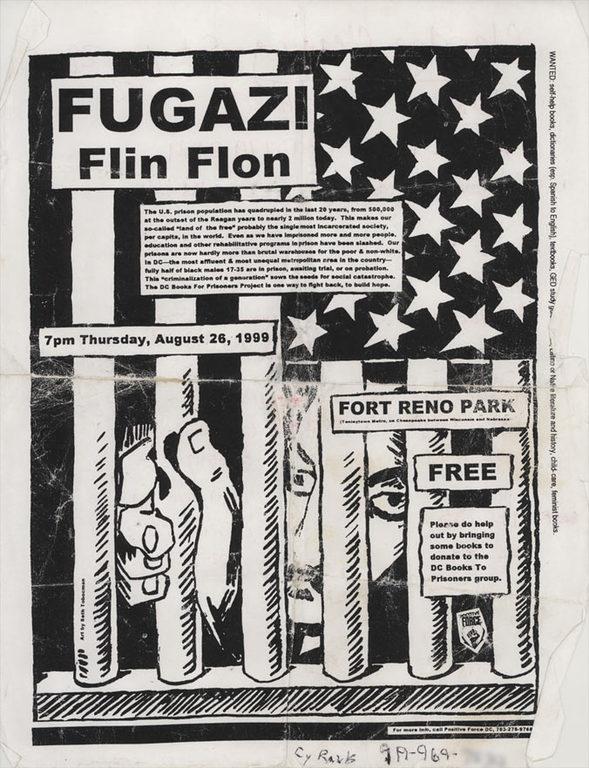Fugazi-Flin Flon @ Washington DC 8-26-99