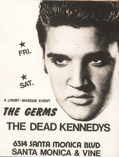 The Germs-Dead Kennedys @ Santa Monica CA 1-13-79