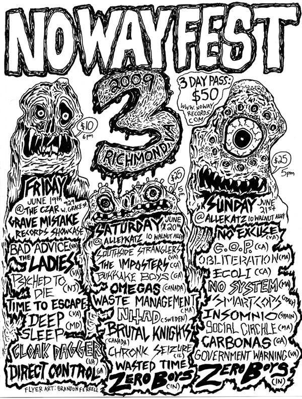 No Way Fest 2009