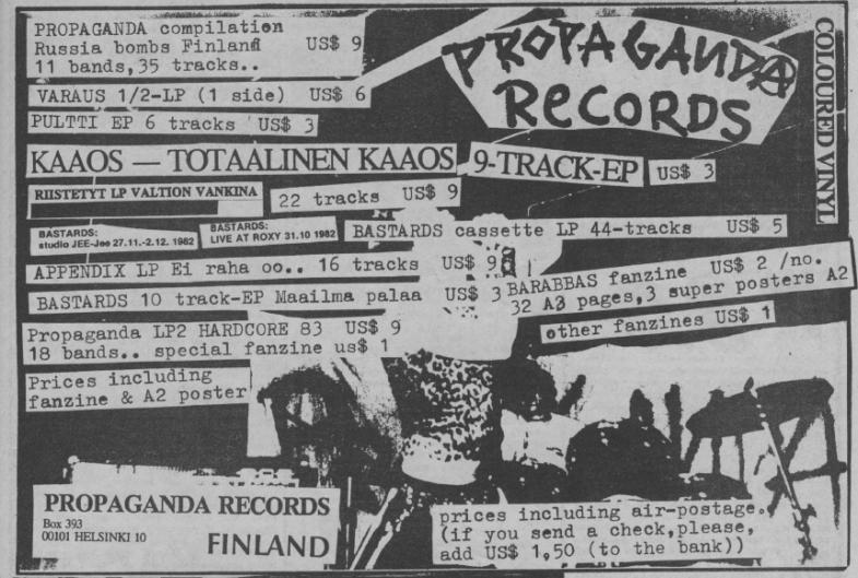 Propaganda Records