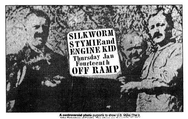 Silkworm-Stymie-Engine Kid @ Seattle WA 1-14-93