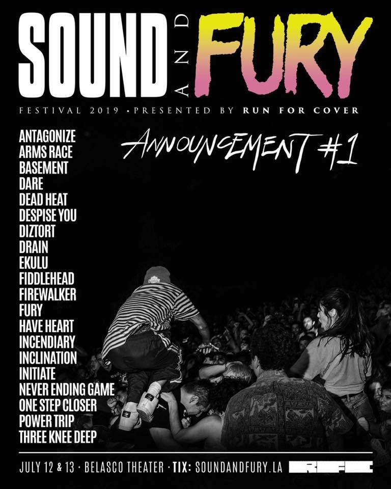 Sound & Fury 2019
