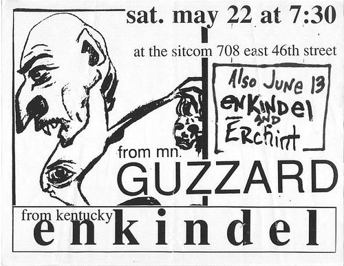 Enkindels-Guzzard @ 5-22-93